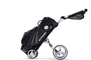 Duo Cart Alphard DX Golf Cart, Medium, Black