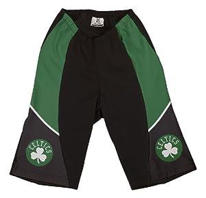 NBA Boston Celtics Ladies Cycling Shorts, XX-Large by VOmax