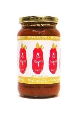 San Marzano Pizza Sauce 14 oz