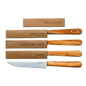 Gordon Ramsay Bread Street Steak Knives, Set of 4