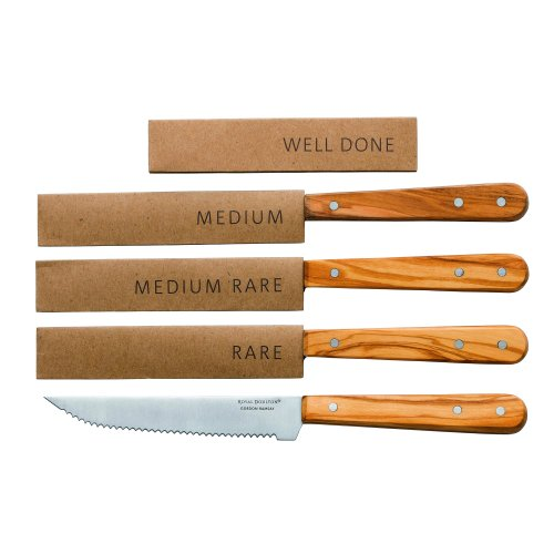 Gordon Ramsay Bread Street Steak Knives, Set of 4