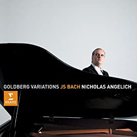 Goldberg Variations BWV 988: Variation 24 - Canone all'ottava (Allegretto con moto)