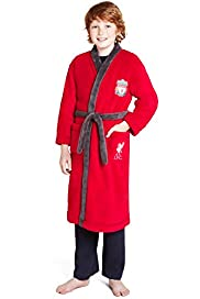 Liverpool F.C Dressing Gown with Stay New&#8482;