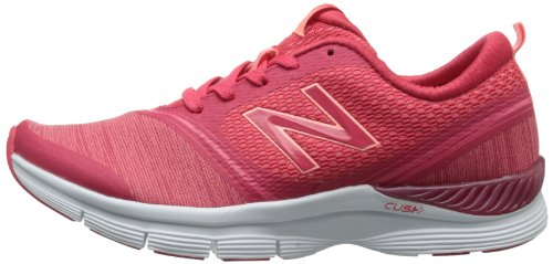 888098214284 - New Balance Women's 711 Heather Cross-Training Shoe,Pink,5.5 B US carousel main 4
