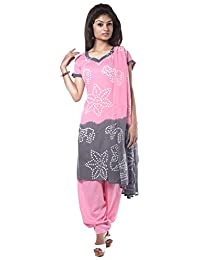 NITARA Women's Cotton Stitched Salwar Suit Sets - B01AJK6M84