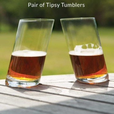 two-tipsy-glass-tumblers