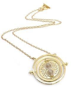 Collar Reloj de arena - Harry Potter - Collar para mujer marca Lucky Joyce