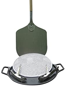 Pizza Grill & BBQ Kit - 5-Piece Outdoor Set