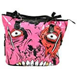 Iron Fist Gold Digger Handbag (Pink)