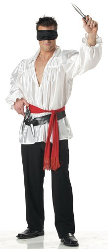 Men's Halloween Costumes Knife Thrower Costume