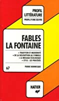 Fables, La Fontaine : Analyse critique