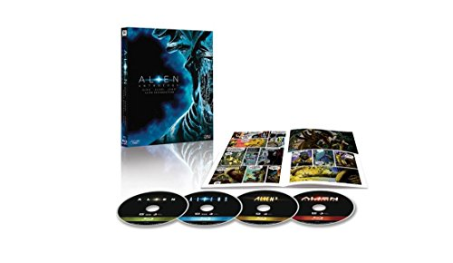 Alien 35° Anniversario - Edizione Limitata con Fumetto (Blu-Ray)