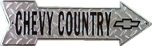 America sports Chevy Country Signs by America Sports
