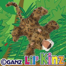Ganz Webkinz Lil' Kinz Leopard - Buy Ganz Webkinz Lil' Kinz Leopard - Purchase Ganz Webkinz Lil' Kinz Leopard (Webkinz, Toys & Games,Categories,Stuffed Animals & Toys,Animals)