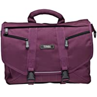 Tenba Mini Messenger Large Photo/Laptop Bag (Purple)