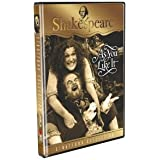AS YOU LIKE IT stratford collection dvd shakespeare