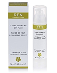 REN T-Zone Balancing Day Fluid 50ml