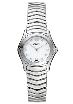 Ebel Classic Wave Women's Quartz Watch 9157F12-9725