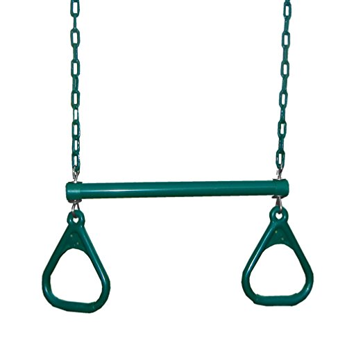 Swing-N-Slide-Extra-Duty-Ring-Trapeze-Combo-Green