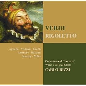 """Rigoletto, Act 3: """"La donna � mobile"""" (Duca)"""