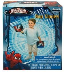 Spiderman 2Pk Punching Bop Glove Inflatable by DDI