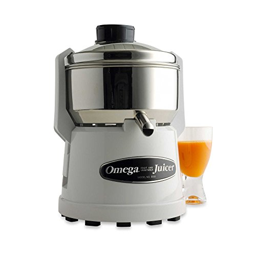 Breville Masticating Juicer Vs Omega : Omega J9000 Centrifugal Juicer - JuicerGuides Best Juicers Reviews