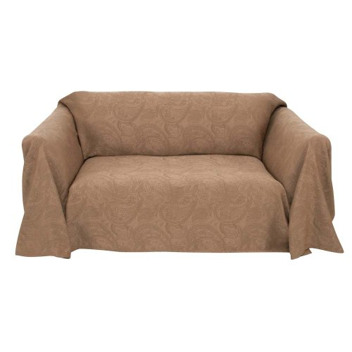 Stylemaster alexandria matelasse large sofa furniture for Sofa throws large