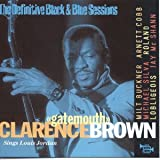 echange, troc Clarence Brown - The Definitive Black & Blue Sessions