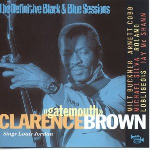 Clarence Brown Sings Louis Jordan