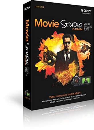Movie Studio Platinum Visual Effects Suite 2