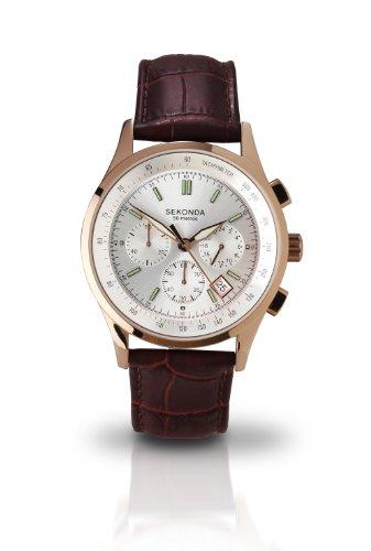 Sekonda 3847 Mens Chronograph Watch
