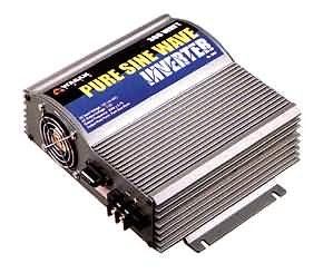 Wagan 9863 300/600 Watt Pure Sine Wave Power Inverter