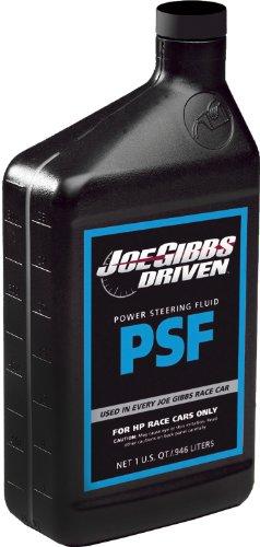 Joe Gibbs 01307 Synthetic Power Steering Fluid - 1 Quart Bottle, Pack of 12