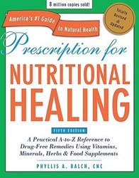 Prescription for Nutritional Healing  1 book,(Books & Media) Picture