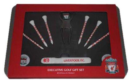 Liverpool Fc Exec Golf Gift Set