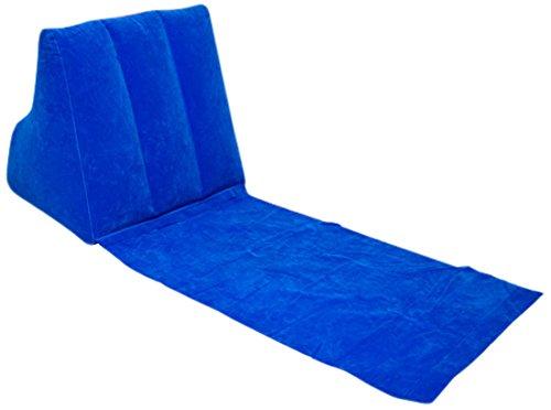 Lesekissen - Strandmatte - Rückenlehne WickedWedge Blau