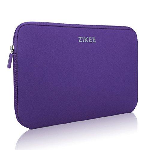 zikee-funda-protectora-para-portatiles-de-116-purpura-estuche-protector-de-neoprene-compatible-con-a