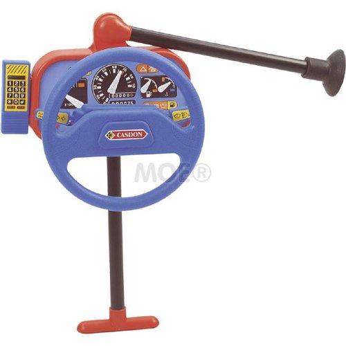 Car Seat Toy Steering Wheel : Casdon toy backseat driver kids car steering wheel with