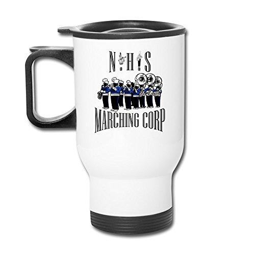 LEE75S NHS Marching Corp Porcelainous Mugs