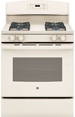 GE-JGB635DEKCC-30-Freestanding-Gas-Range-in-Bisque