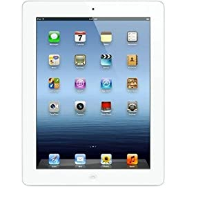 Apple iPad MD328LL/A (16GB, Wi-Fi, White) 3rd Generation