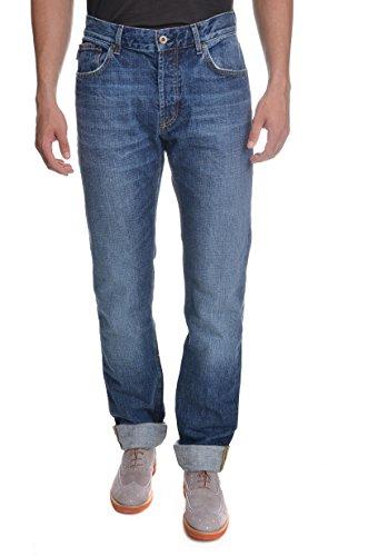 <p>GANT Jeans denim cinque tasche uomo, lavaggio medio, vita comoda regular fit</p>