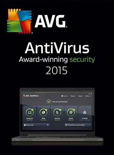 AVG Anti-Virus 2015, 1-User 60 Day Trial [Download] (Avg Antivirus Software compare prices)