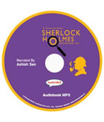 Sherlock Holmes Selected Cases Vol I