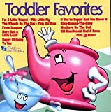 Various Artists - Toddler Favorites ( Audio Cassette ) - B0000063EZ