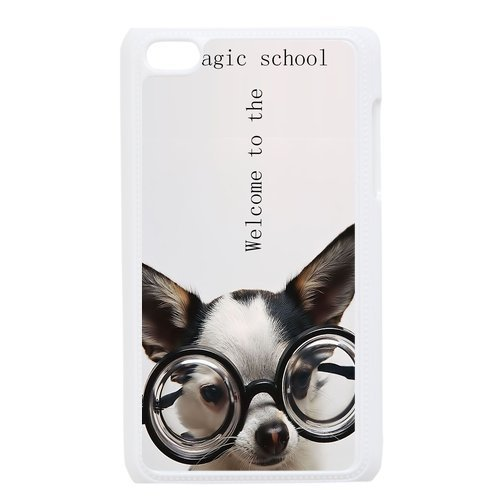 Generic Cell Phones Cover For Apple Ipod Touch 4 Case Cute Dog Portrait Dogs Little Brown Dachshund Greedy Pug Shiba Inu Poodle White Labrador Chihuahua Dog Puppy - Protective Designer Custom Made Hard Snap On Phone Cases front-827753