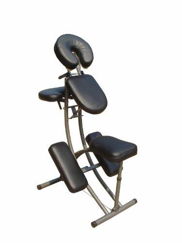 N7k Chaise De Massage En Aluminium 7 Kg Amma Assis Shiatsu Tatouage Tattoo Pliable Table