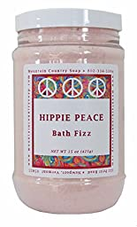 Hippie Peace (Nag Champa) Bath Fizz