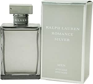 Romance Silver by Ralph Lauren Aftershave 100ml