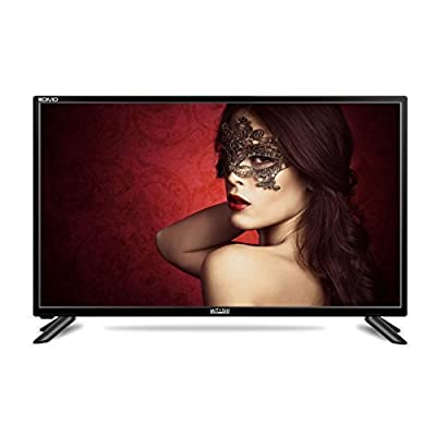 Mitashi MiDE031v18 81cm (32 inches) HD Ready LED TV (Black)